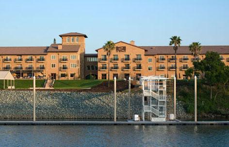 sacramento bloggers, le rivage hotel