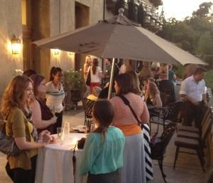 sacramento blogger meetup, le rivage hotel
